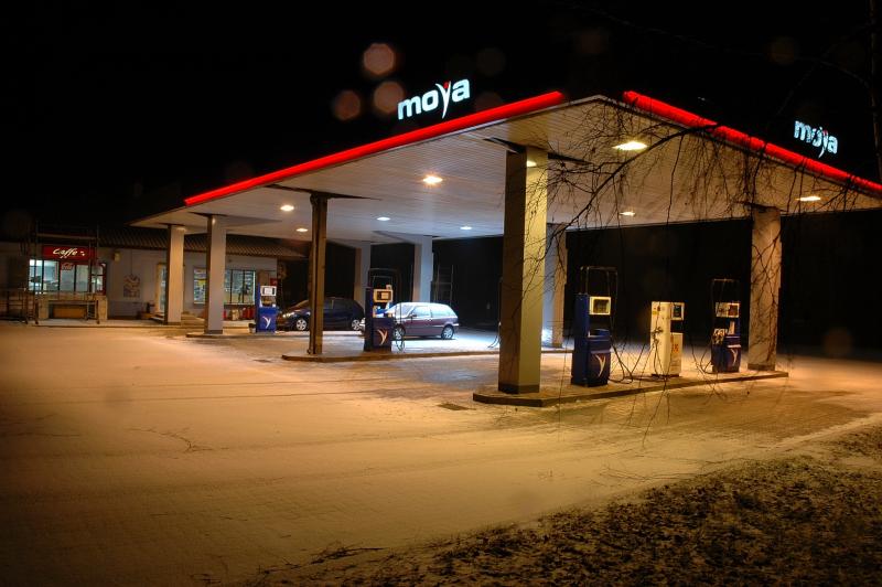Stacja MOYA - Chmielów