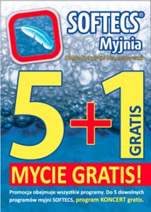 Lukoil - mycie gratis