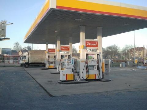 Shell Szczecin Europejska