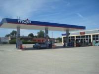 Stacja MOYA w Cybince