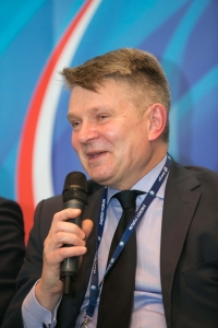 """Marcin Moskalewicz, Prezes Zarzadu PERN """"Przyjaźń"""" S.A."""