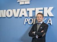 Dariusz Bratoń - Prezes Novatek Polska