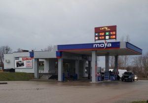 MOYA Bartoszyce