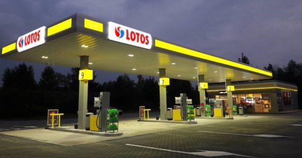 Stacja Lotos w Sosnowcu