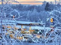 Zimowe paliwa Statoil