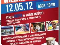 Wielkie otwarcie stacji Moya w Katowicach