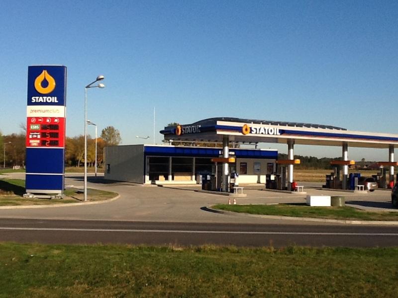 Statoil Strzeszowice