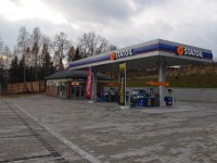 Stacja Statoil Raba Niżna