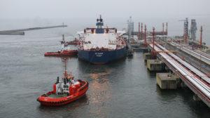 Lotos dostawa ropy naftowej z USA
