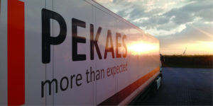 Ciężarówka PEKAES