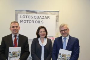 Lotos Oil - Plastico