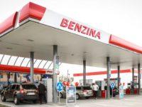 Benzina Słowacja