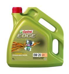 Castrol EDGE 0w-20 LL IV 4L
