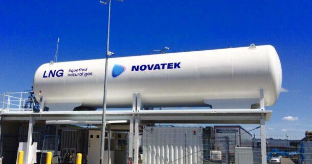 LNG Novatek Buchholz