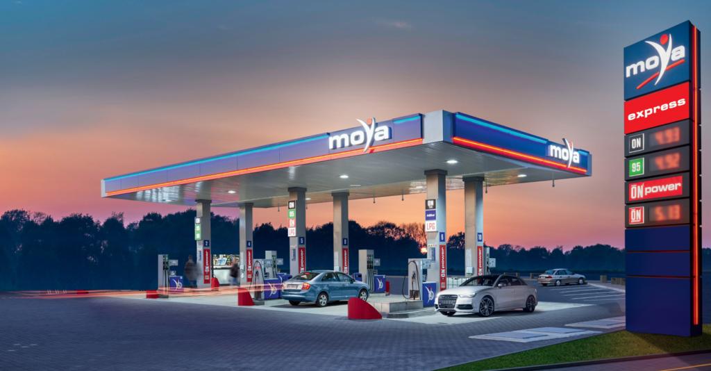 MOYA express